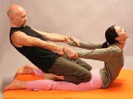 Влияние массажа на дыхательную систему