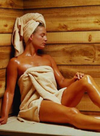 Воздействие бани на организм