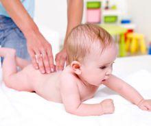 Массаж и гимнастика для недоношенного ребенка