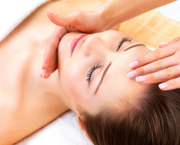 Массаж при нарушениях салоотделения кожи