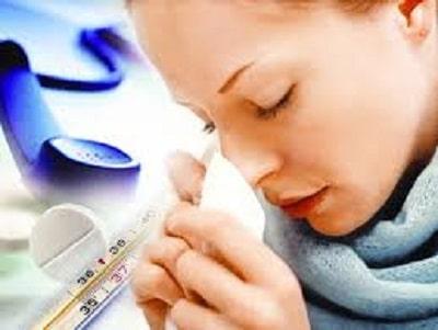 Массаж при простудных заболеваниях