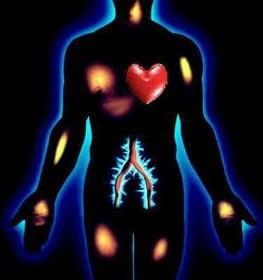 Точечный массаж при сердечно-сосудистых заболеваниях