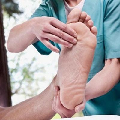 Методика массажа при вывихах