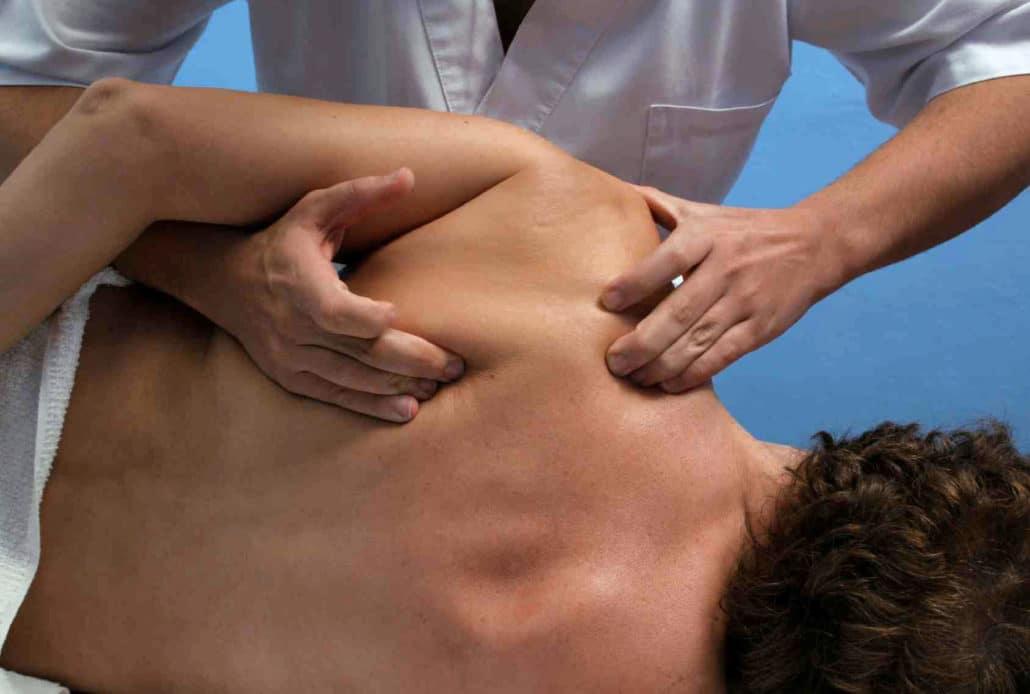 Приемы сегментарного массажа