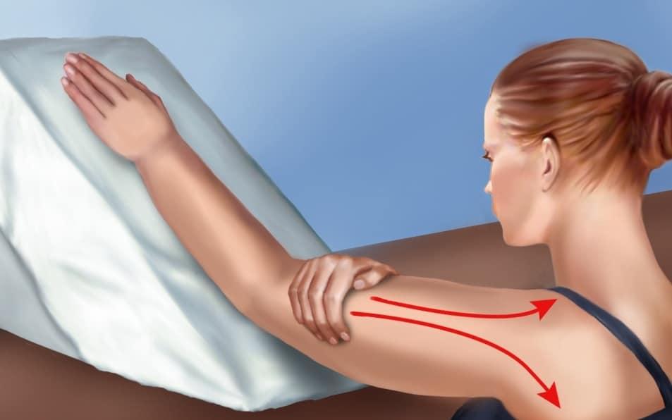 Техника выжимания в массаже