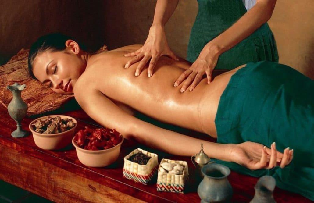 Техника китайского массажа
