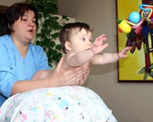 Упражнение для мышц спины ребенка