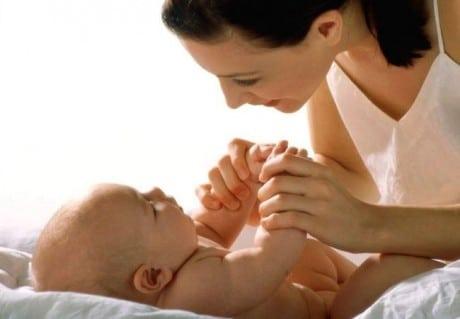 Упражнения для ребенка 9-12 месяцев
