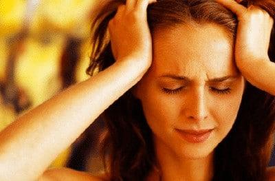 Упражнения для снятия головной боли