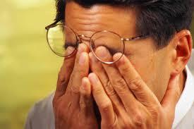 Упражнения для снятия усталости глаз