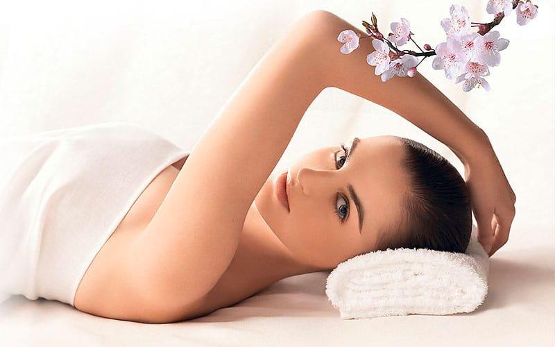 Цели косметического массажа