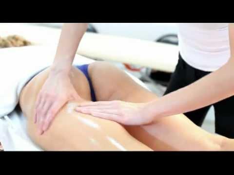 Медовый массаж-видео