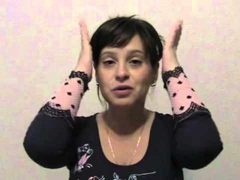 Домашний массаж лица видео