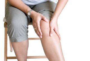 Лечение боли в коленном суставе