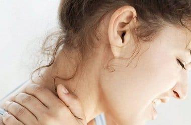 Лечение боли в шее