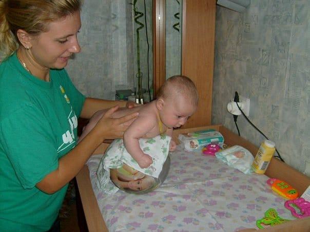 Детский массажист Евгения Ткаченко