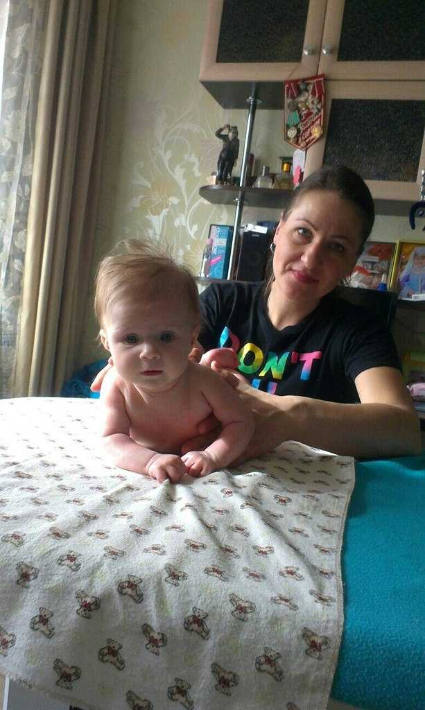 Детский массажист Наталия Романова