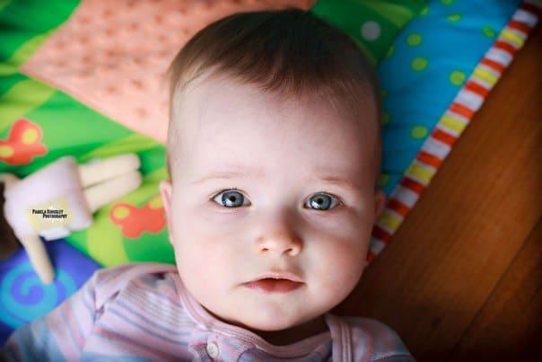 Детский массаж Туи-на - от простуды и прорезания зубов