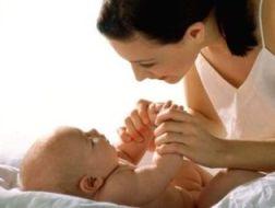 Детский массаж - волшебная сила ласки и нежности