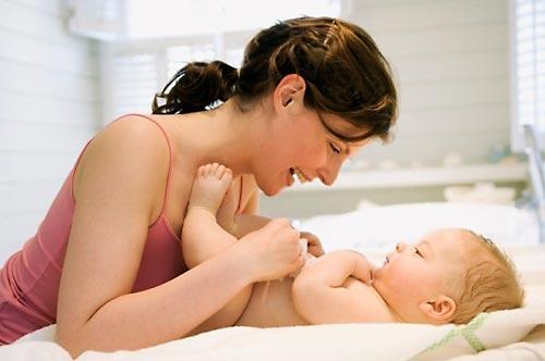 Детский массаж груди и плечей для детей
