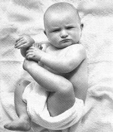 Прежде чем начать детский массаж