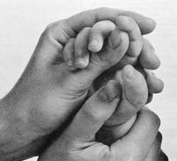 Массаж руки и кисти маленьких детей