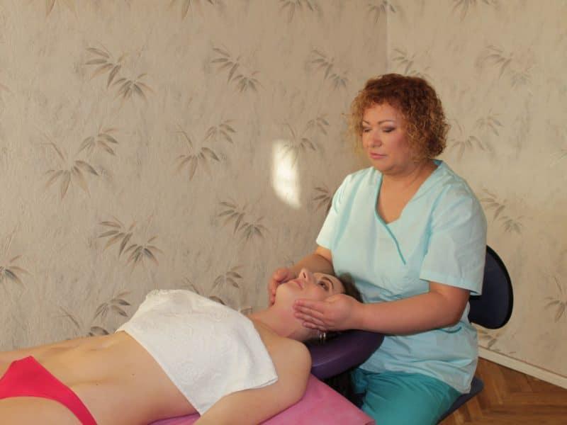 Эстетическая остеопатия лица