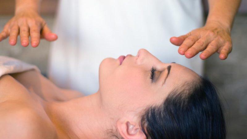 Особенности бесконтактного массажа