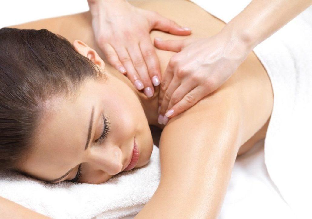 Продление молодости с помощью массажа