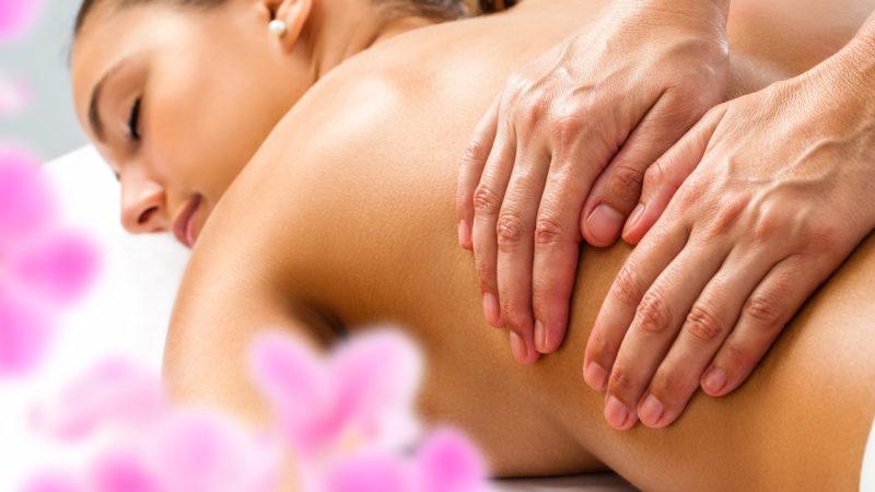 Почему массаж лучше делать курсом?