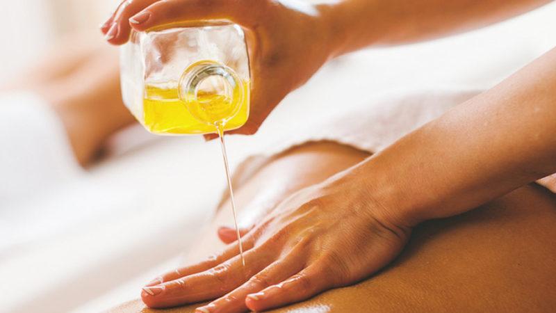 Выбор массажного масла. Свойства массажных и эфирных масел