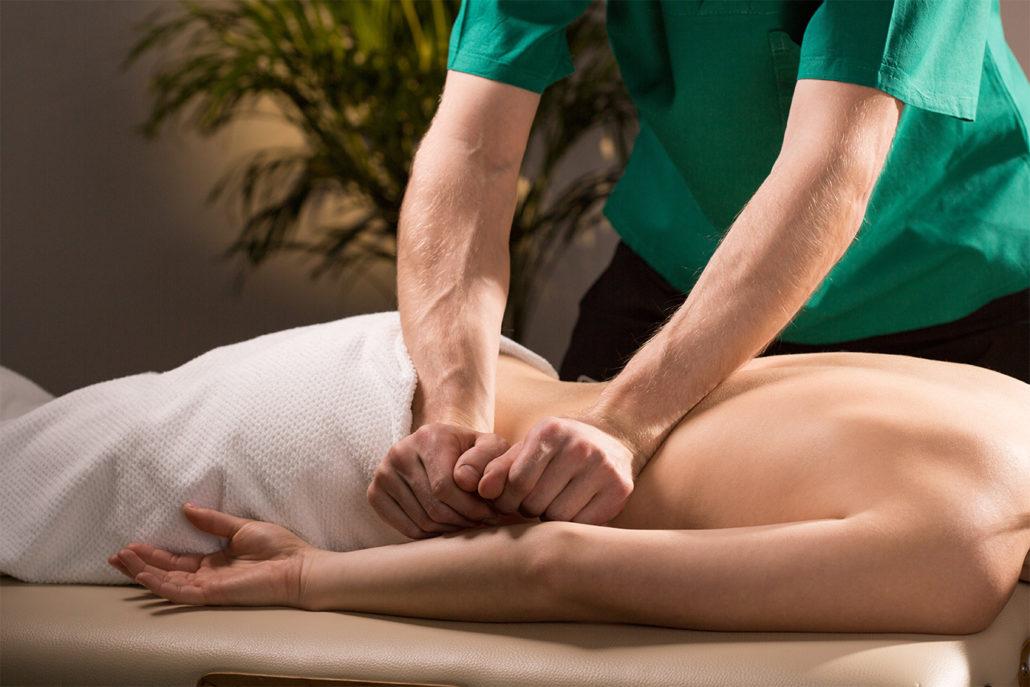 Особенности массажа при защемлении седалищного нерва