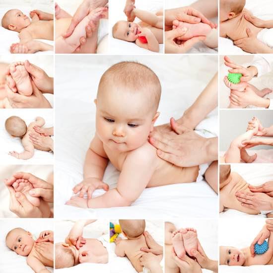 Массаж для новорождённых. Всё, что нужно знать молодой маме