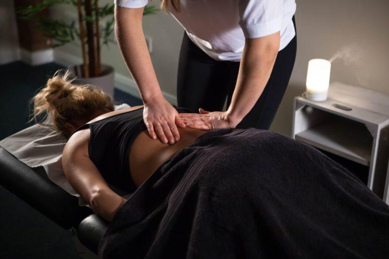 Спортивный массаж – эффективное восстановление организма