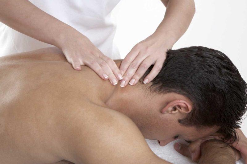 Гигиенический массаж – путь к здоровому организму